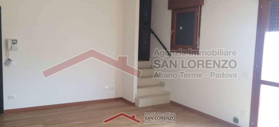 App.to 3 camere disposto su 2 piani ad Abano Terme – NUOVA COSTRUZIONE