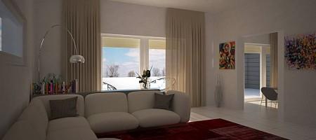Appartamento al piano terra con giardino privato – Classe A4 – Abano Terme