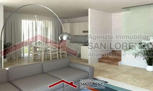 Quadrifamiliare vista colli ad abano terme immobiliare - Immobiliare san lorenzo ...