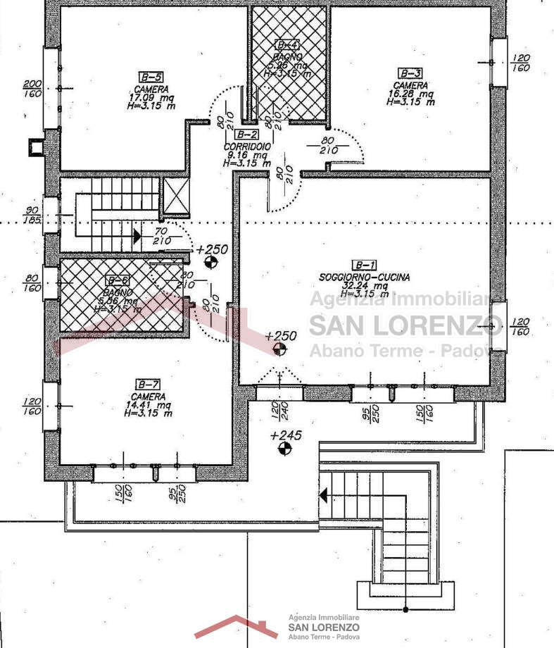Ben noto Casa singola ad Abano Terme – Quartiere San Lorenzo | Immobiliare  KO02