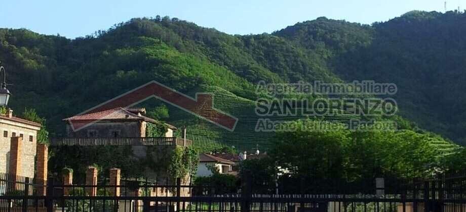 Nuovissime Porzioni di villette vista Colli-Galzignano Terme