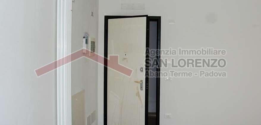 """Appartamento di nuova costruzione in classe """"B"""" – Abano Terme"""