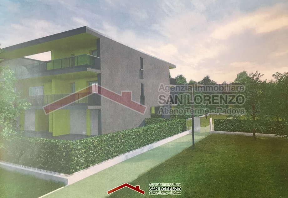 Nuovo in classe a4 con giardino esclusivo a - Immobiliare san lorenzo ...
