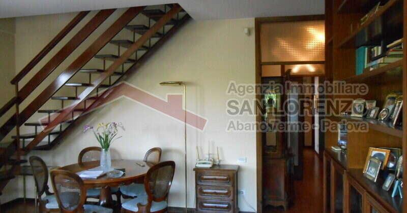 Appartamento ultimo piano- Q.re Pescarini – Abano Terme