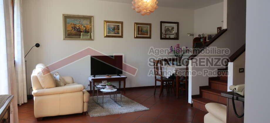 Porzione di quadri con scoperto esclusivo – Montegrotto Terme