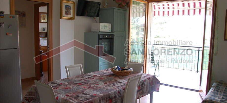 Appartamento ultimo piano- Classe B- Abano Terme