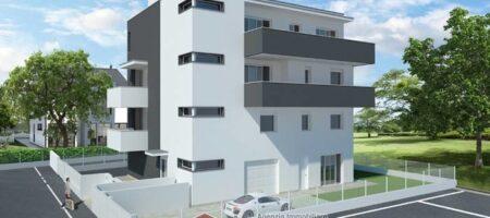 """Centro di Abano Terme – App.to bicamere di nuova costruzione in classe """"A1"""""""
