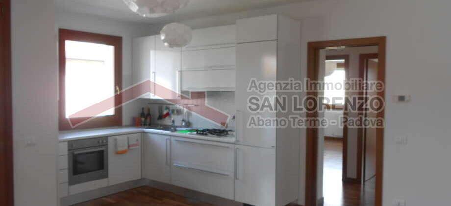 Appartamento in affitto- Q.re San Lorenzo-Abano Terme