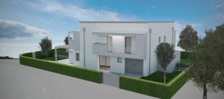 Bifamiliare di nuova realizzazione-Don Bosco-Abano Terme