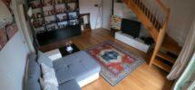 Appartamento ultimo piano – Residence Savioli  – Abano Terme