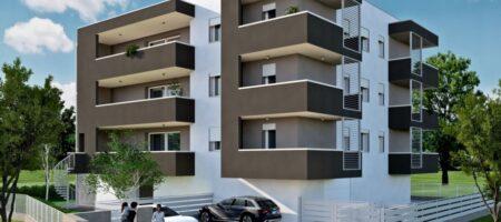 Nuovo appartamento tricamere-Montegrotto Terme